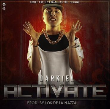 darkiel 370x366 - Cover: Darkiel – Activate (Prod. Los De La Nazza)
