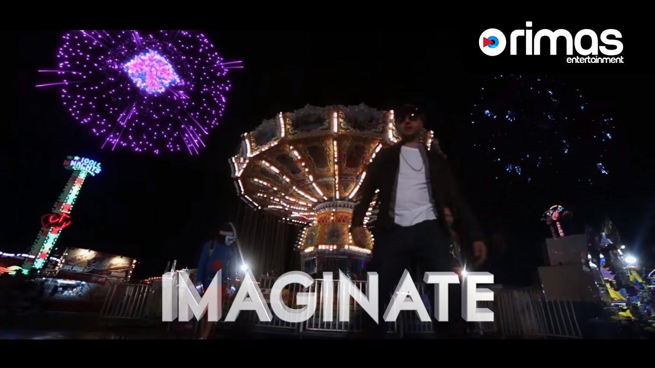 tony dize imaginate official vid - Tony Dize - Imaginate (Official Video)