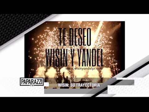 Wisin – Trayectoria (Entrevista)