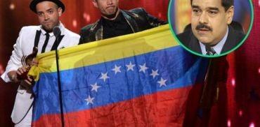 CHINO 370x182 - Chino y Nacho le declaran la guerra al gobierno de Nicolás Maduro