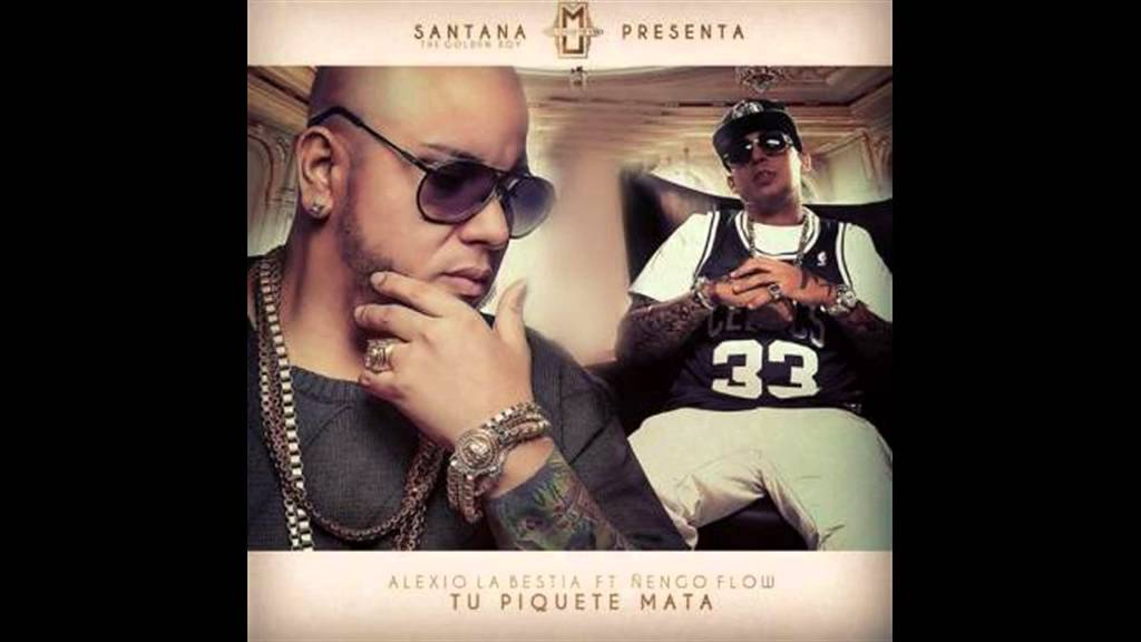 alexio la bestia ft nengo flow t - Alexio La Bestia Ft. Ñengo Flow - Tu Piquete Mata (Preview 2)