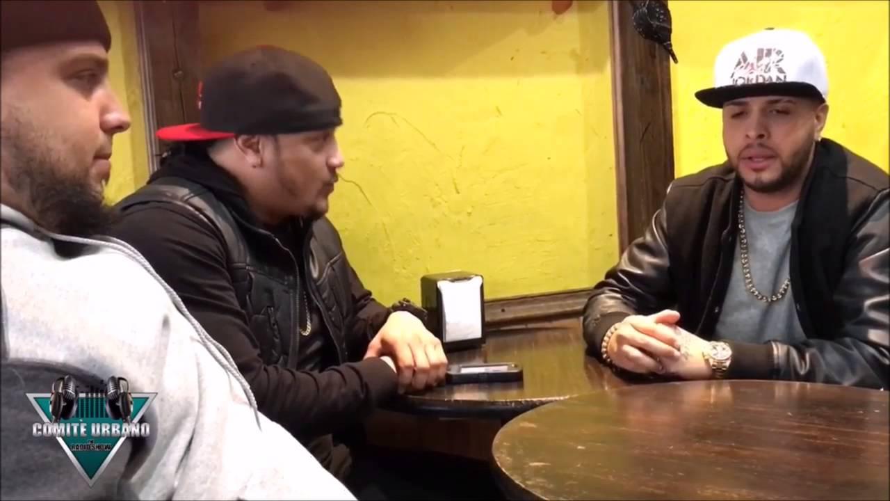 el sica entrevista personal con - Darell - El Comite Urbano (Entrevista Completa)