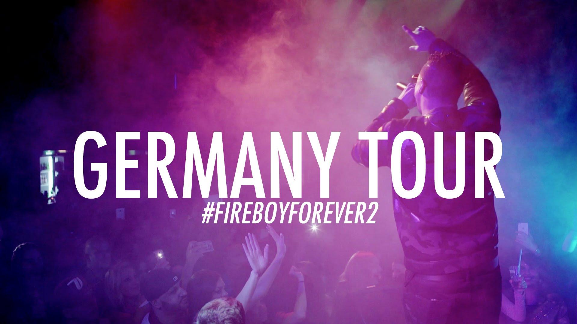 fuego alemania tour 2016 fireboy - Fuego – Alemania Tour 2016 (Fireboy Forever 2)