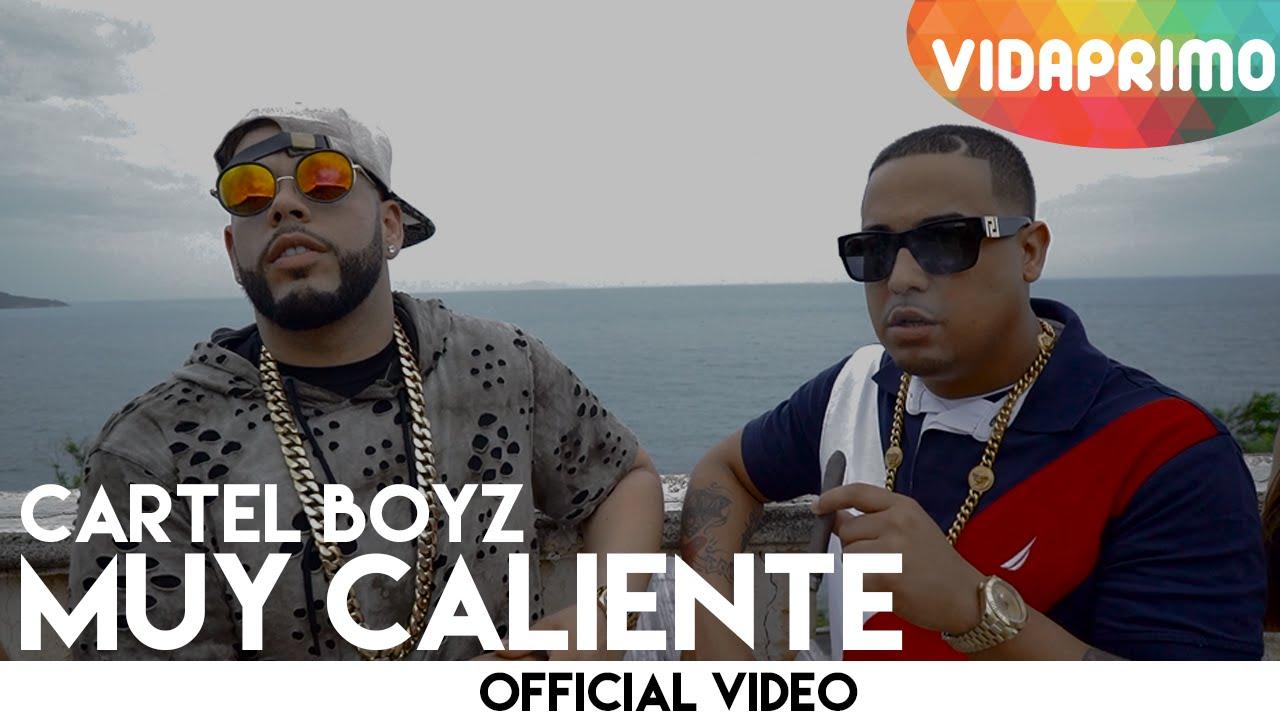 Merk Montes Y Pinto (Cartel Boyz) – Muy Caliente (Official Video)