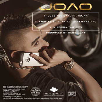 Joao Ft. Mackieaveliko – Cual Es Tu Plan (Prod. by Denni Way)