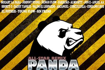 479GPi5 - Mozart La Para Ft. Johnny Stone, Ñengo Flow, Farruko, Almighty, Jon Z, Anuel AA, Shorty C, Daddy Yankee, Valdo El Leopardo, Arcangel, Cosculluela, Coreano Loco, El Fother, Young Flow & Sin Freno - Panda (All-Star Remix)