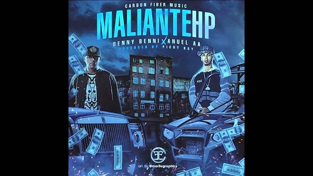 benny benni ft anuel aa maliante - Benny Benni Ft Anuel AA – Maliante HP (Preview)