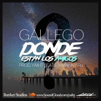 C00dx7i - Gallego - ¿Donde Están Los Amigos?
