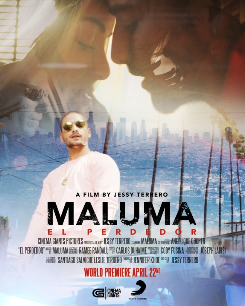 """Maluma 819x1024 - Maluma sobrepasa los 7 Millones de visitas con """"El Perdedor"""""""