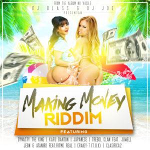 dj blass making money riddim 1 300x300 - Don Omar Ft. Yandel – Yo Soy De Aqui (Making Of)