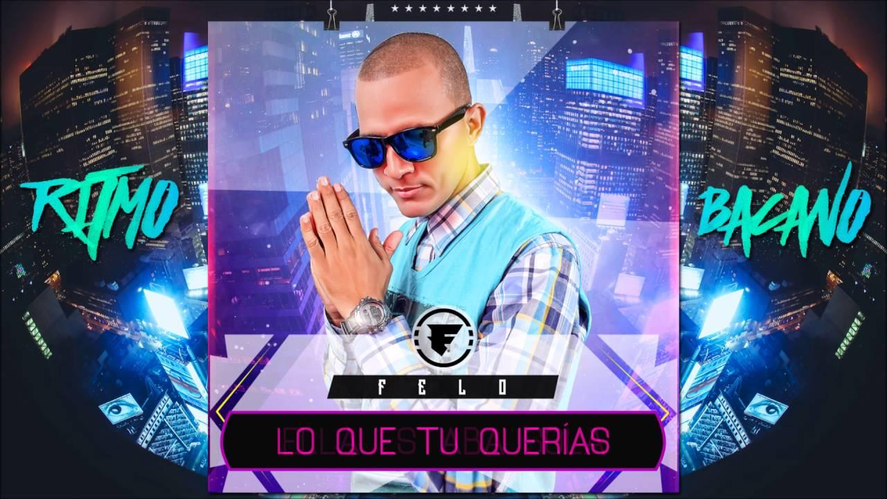 felo ritmo bacano video letra - Felo - Ritmo Bacano (Video Letra)