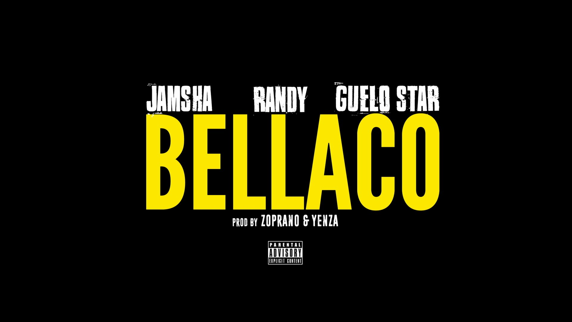 jamsha ft randy guelo star bella - Jamsha Ft. Randy, Guelo Star - Bellaco (Video Lyric)