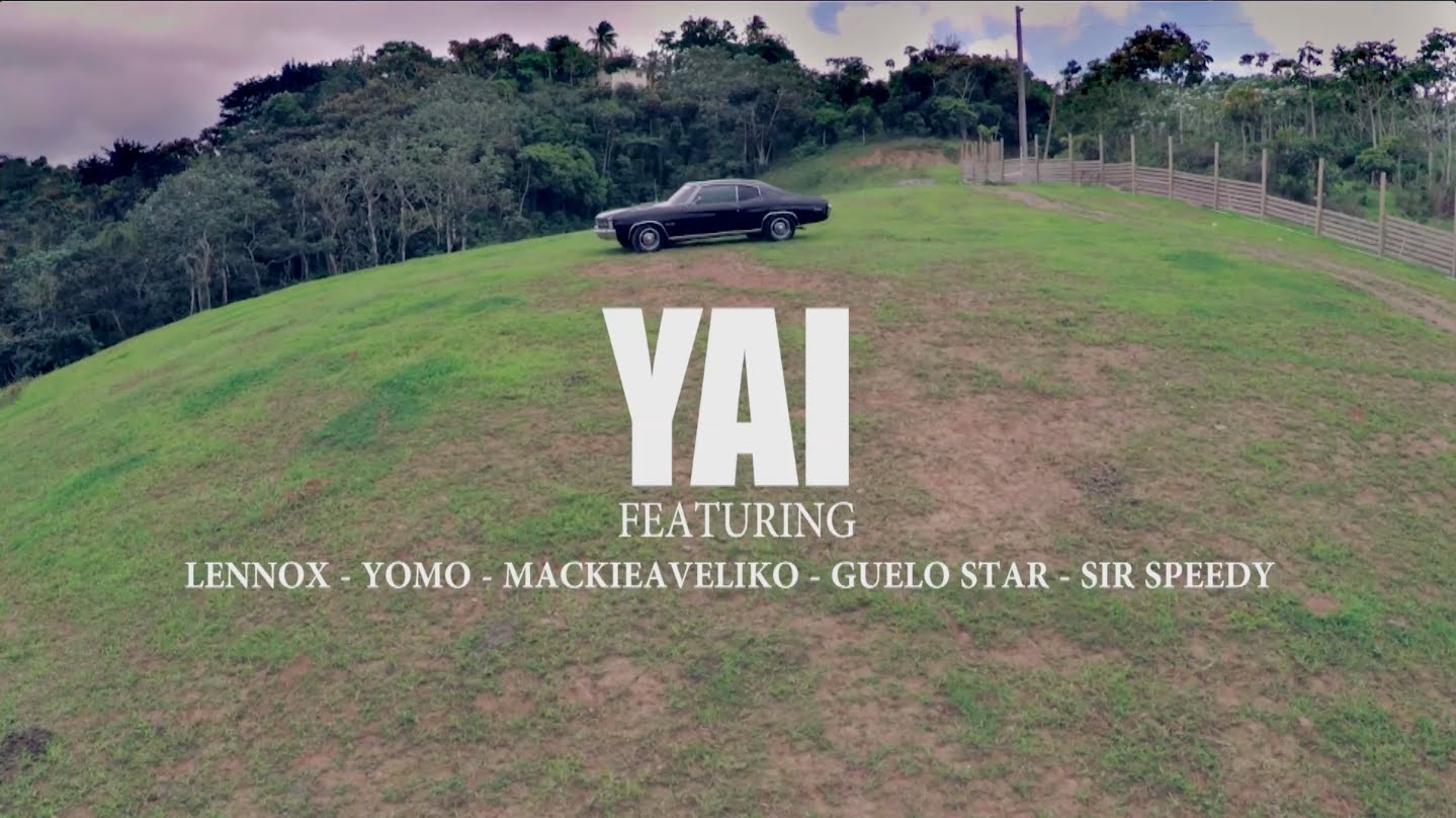 yai feat mackieaveliko lennox gu - Yai Feat. Mackieaveliko, Lennox, Guelo Star, Yomo y Sir Speedy – Usalo (Official Video)