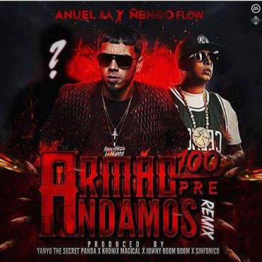 13095766 10156946115740473 8288819301961389626 n 370x370 3 - Anuel AA x Ñengo Flow - Armado 100pre Andamos (Remix)