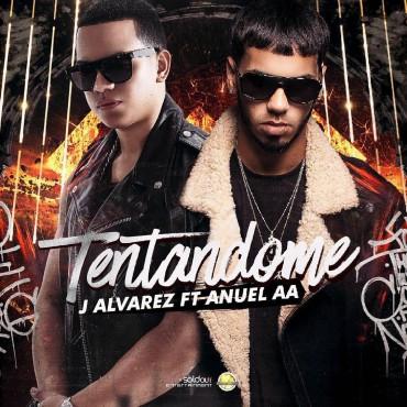 1463161840jalvaroto - J Alvarez Feat. Anuel AA – Tentandome