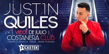 1464202741jquiles201 - Justin Quiles estará presente en El Costanera Club en Chile