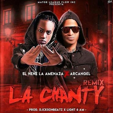 El Nene La Amenazzy Ft. Arcangel La Chanty Official Remix 370x370 - Preview - Javier el Nene - No Disimula (Prod by Feeling Music)   @Javier_elNene