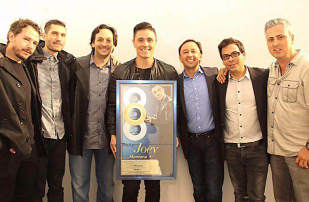 JOEY M1 - Joey Montana sigue #1 en México con el Picky