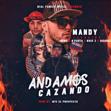 Mandy The Elegant H Pauta Joema Rose Z DiegoBZ Andamos Casando 370x370 3 - Yako La Pauta Ft Krime & J-Rum – QuitLyin (Prod. By Scott Stlye & LaPautaRecords)