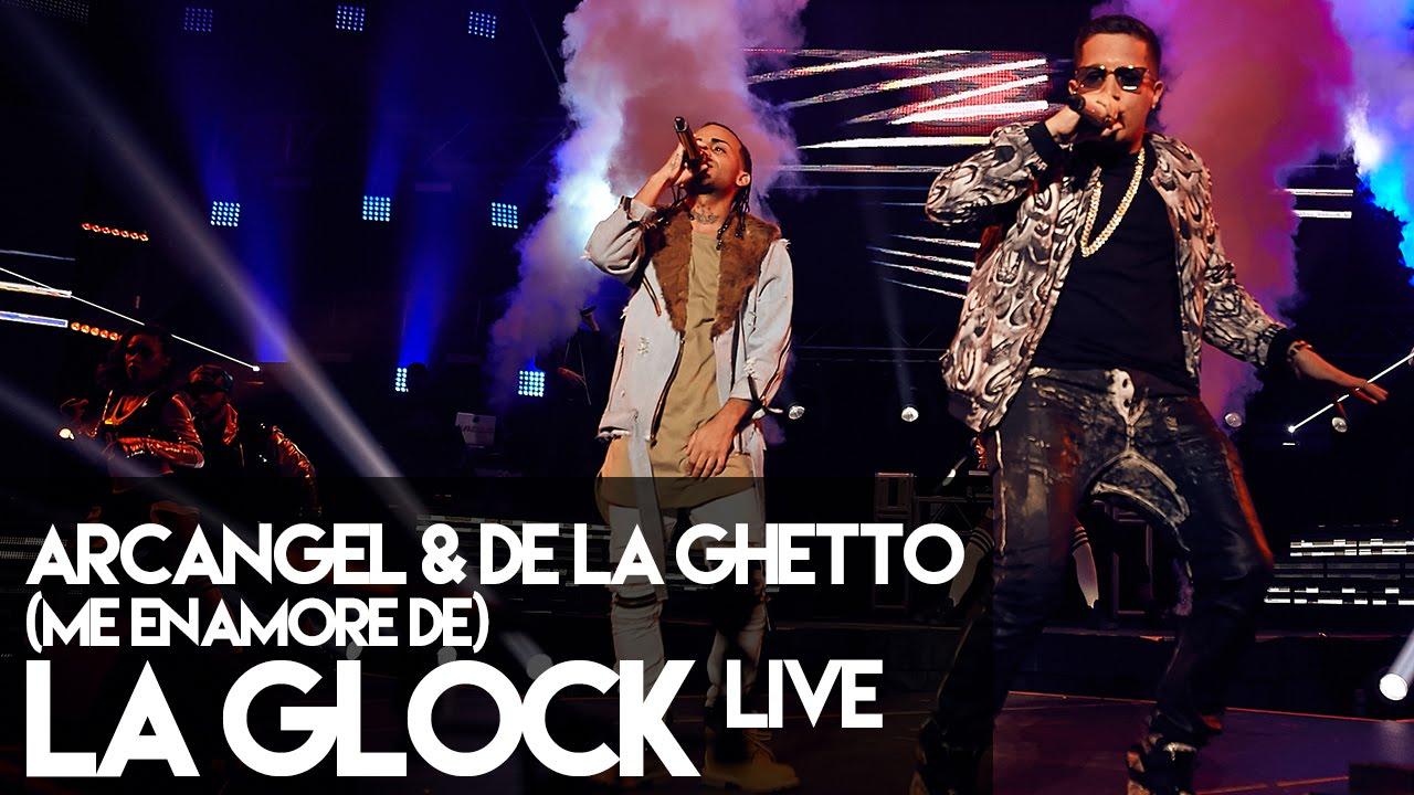 arcangel y de la ghetto me enamo - Arcangel Y De La Ghetto Me Enamore De La Glock (Coliseo De Puerto Rico)