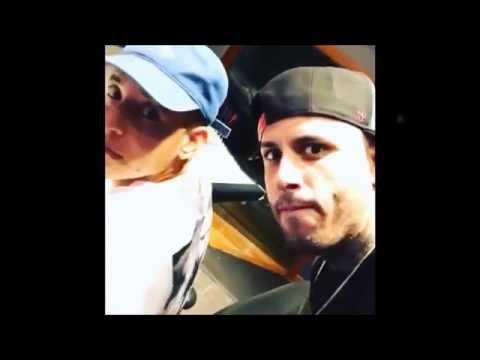 daddy yankee y nicky jam los can - Daddy yankee Y Nicky Jam (Los cangris) juntos de nuevo