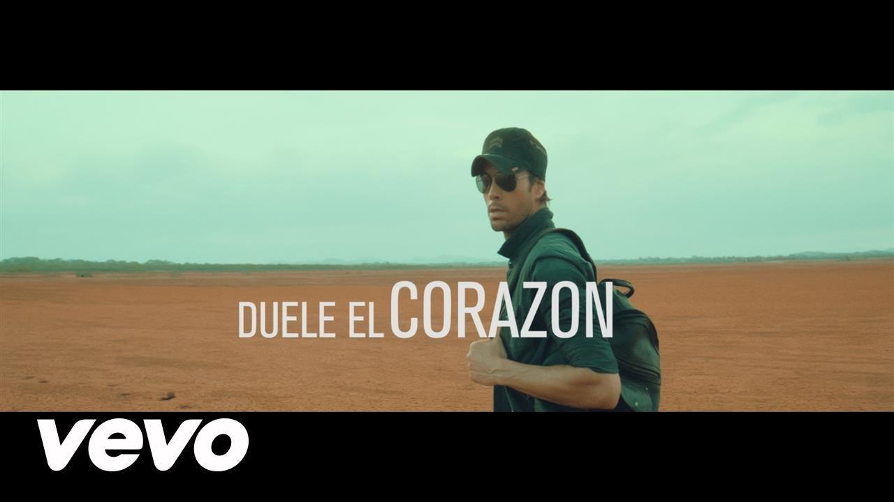 enrique iglesias y wisin estrena - Enrique Iglesias y Wisin estrenan el videoclip de su nuevo éxito