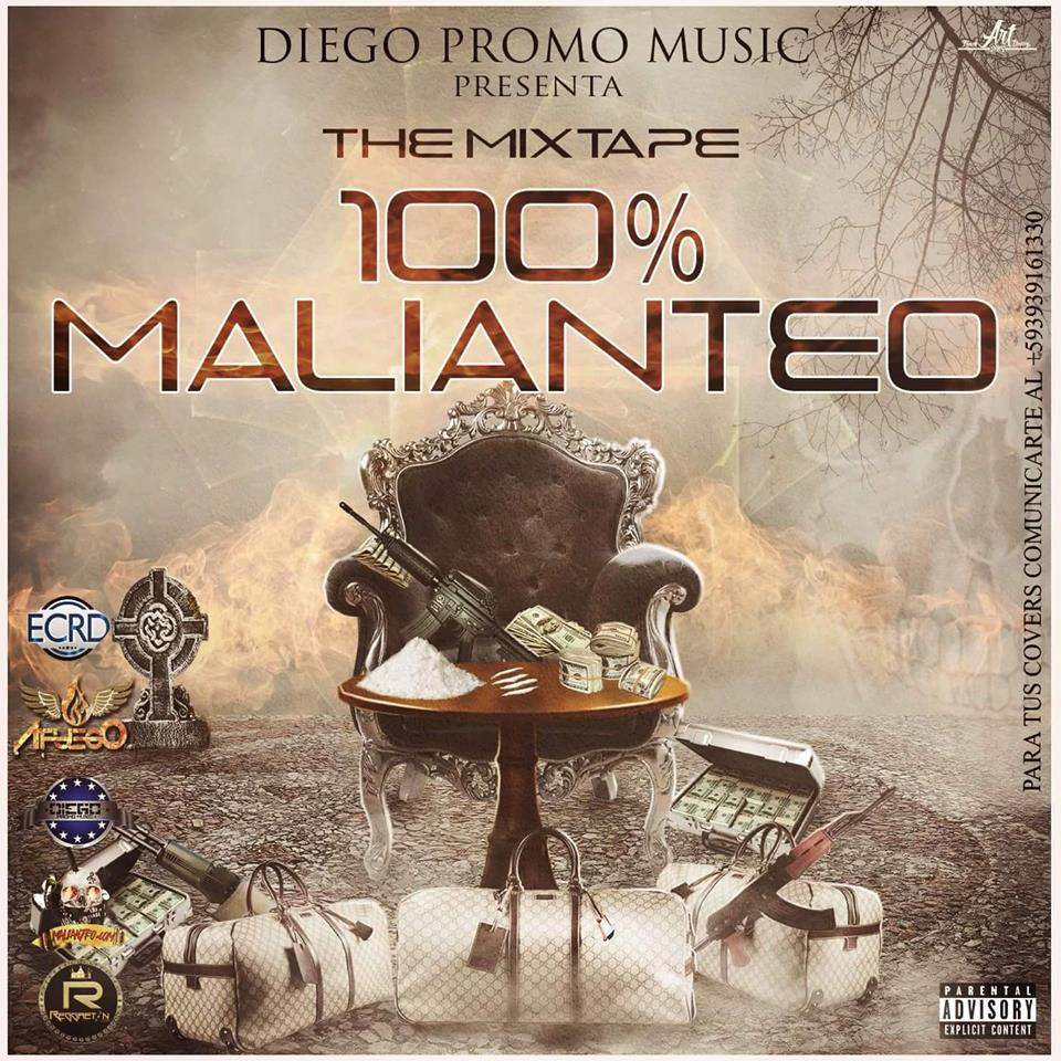 malainteo - 100% Malianteo The MixTape