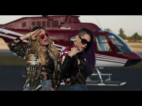maria jose ft ivy queen las que - Maria José Ft. Ivy Queen – Las Que Se Ponen Bien la Falda (Official Video)