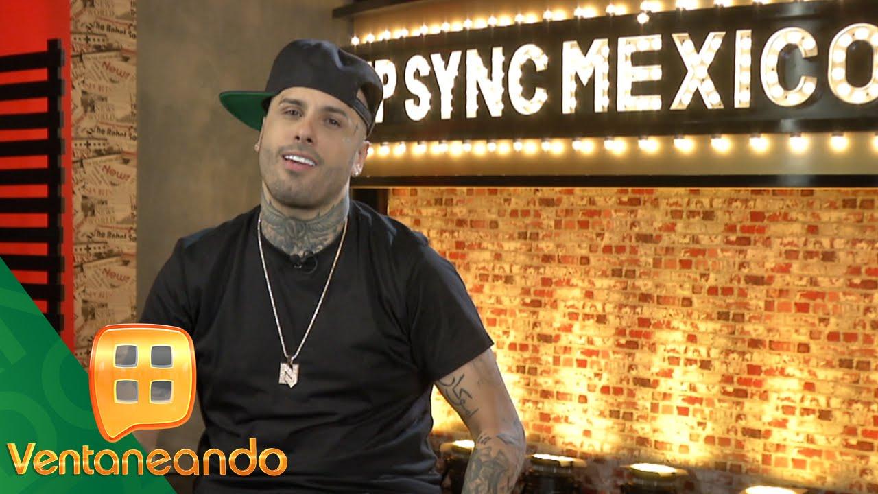 """nicky jam se estrena como conduc - Nicky Jam Se Estrena Como Conductor Del Programa """"Lip Sync México"""""""