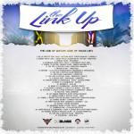 Dj Blass, Equiknoxx, Icopsycho, Puppy Disco Presentan: The Link Up (Mixtape) (Cover y Track List)