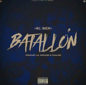 El Sica Batallon 300x297 - Cover: El Sica – Batallon