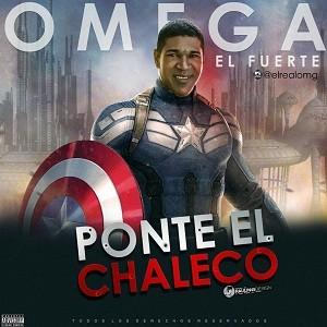 Omega El Fuerte – Ponte El Chaleco - Omega El Fuerte – Me Tienen Para @ Sabado Extraordinario (2013)