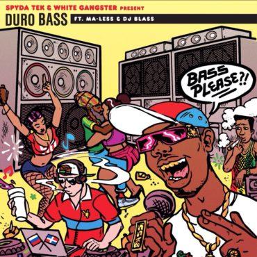 SpydaT.E.K White Gangster Ft. Ma Less DJ Blass Duro Bass 370x370 - Jayless – Escápate Conmigo