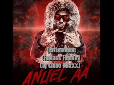anuel aa tentandome rebass remix - Anuel AA – Tentandome (Rebass Remix) (Audio Oficial)