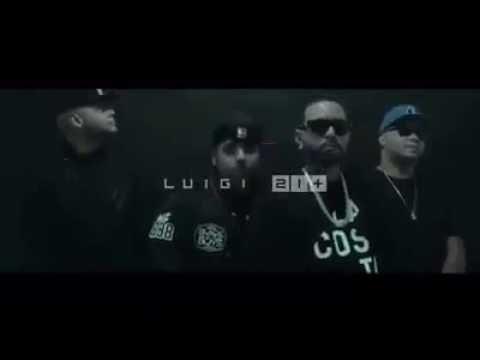 de la ghetto ft nengo flow luigi - De La Ghetto Ft. Ñengo Flow, Luigi 21 Plus, Ozuna, Alexio Y Pusho – Todas En Fila Remix (Video Preview)