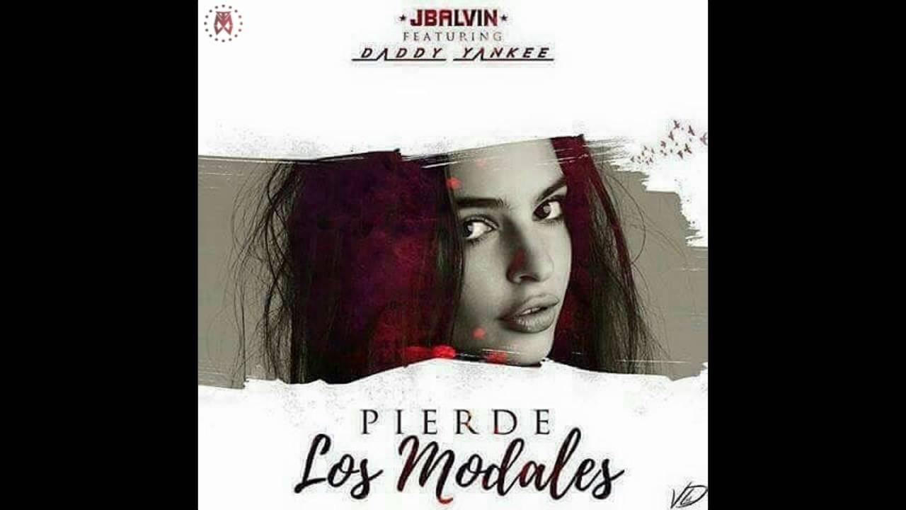 j balvin ft daddy yankee pierde - J Balvin Ft. Daddy Yankee – Pierde Los Modales (Preview)
