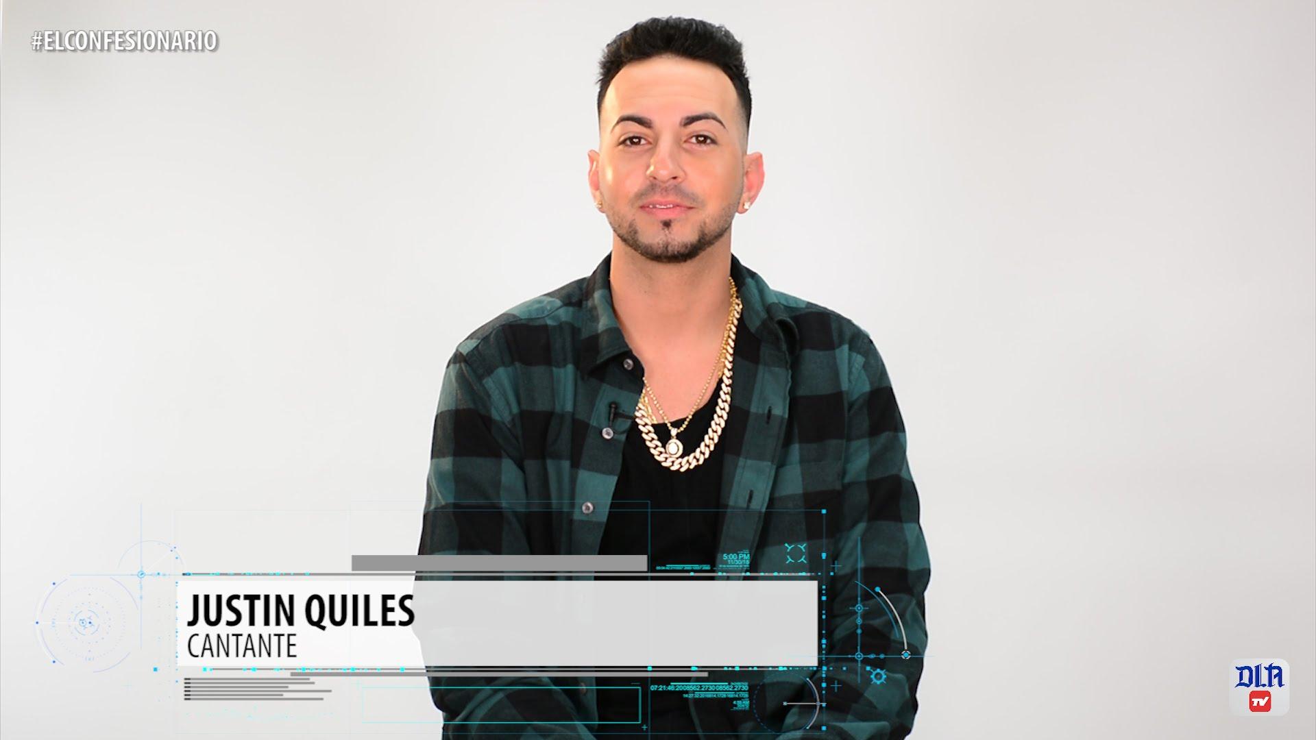 justin quiles en el confesionari - Justin Quiles en el Confesionario (DLA TV)
