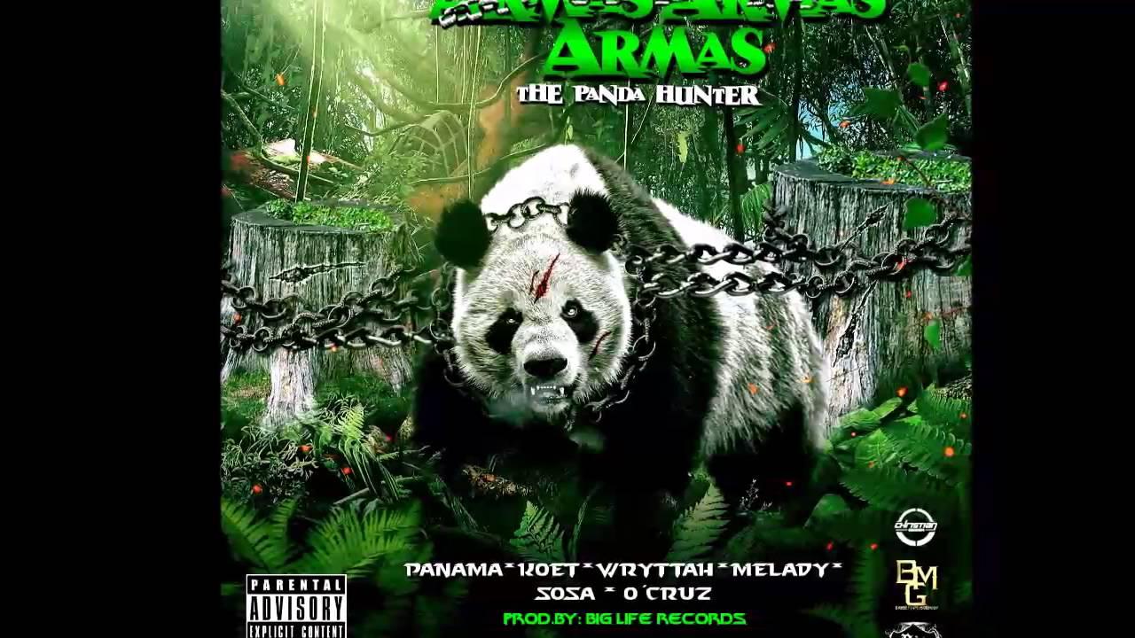 panama koet wryttah melady sosa - Panama, Koet, Wryttah, Melady, Sosa, O-Cruz - Armas x Armas x Armas 'The Panda Hunter' ((TRAP))