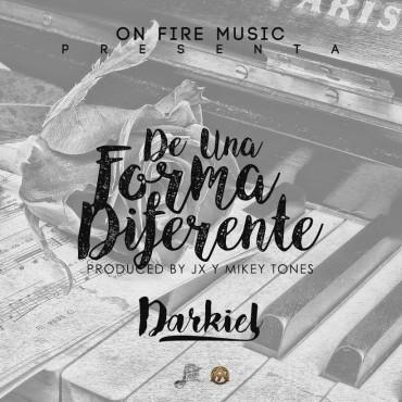 1468087912darkieldeu - Darkiel – De Una Forma Diferente (Prod. JX y Mikey Tone)
