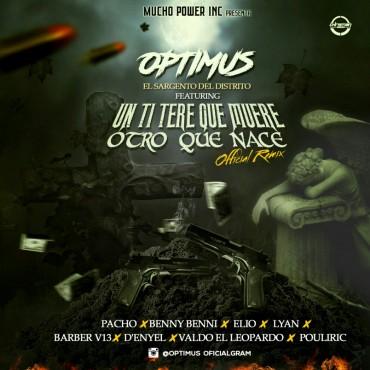 1468717793whatsappim - Optimus Ft. Pacho Benny Benni Lyan Elio Barber V13 D-Enyel Valdo El Leopardo y Pouliryc - Un Titere Que Muere Otro que Nace (Official Remix)
