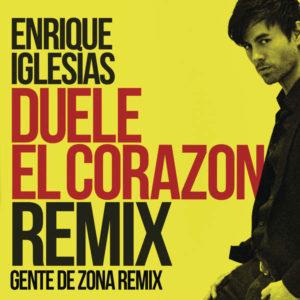 CHwS88W - Enrique Iglesias Ft. Gente de Zona & Wisin – Duele El Corazon (Remix)