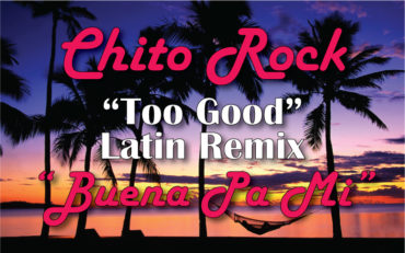 Chito Rock Too Good Image 370x231 - Fuego Ft. Nicky Jam - Good Vibes