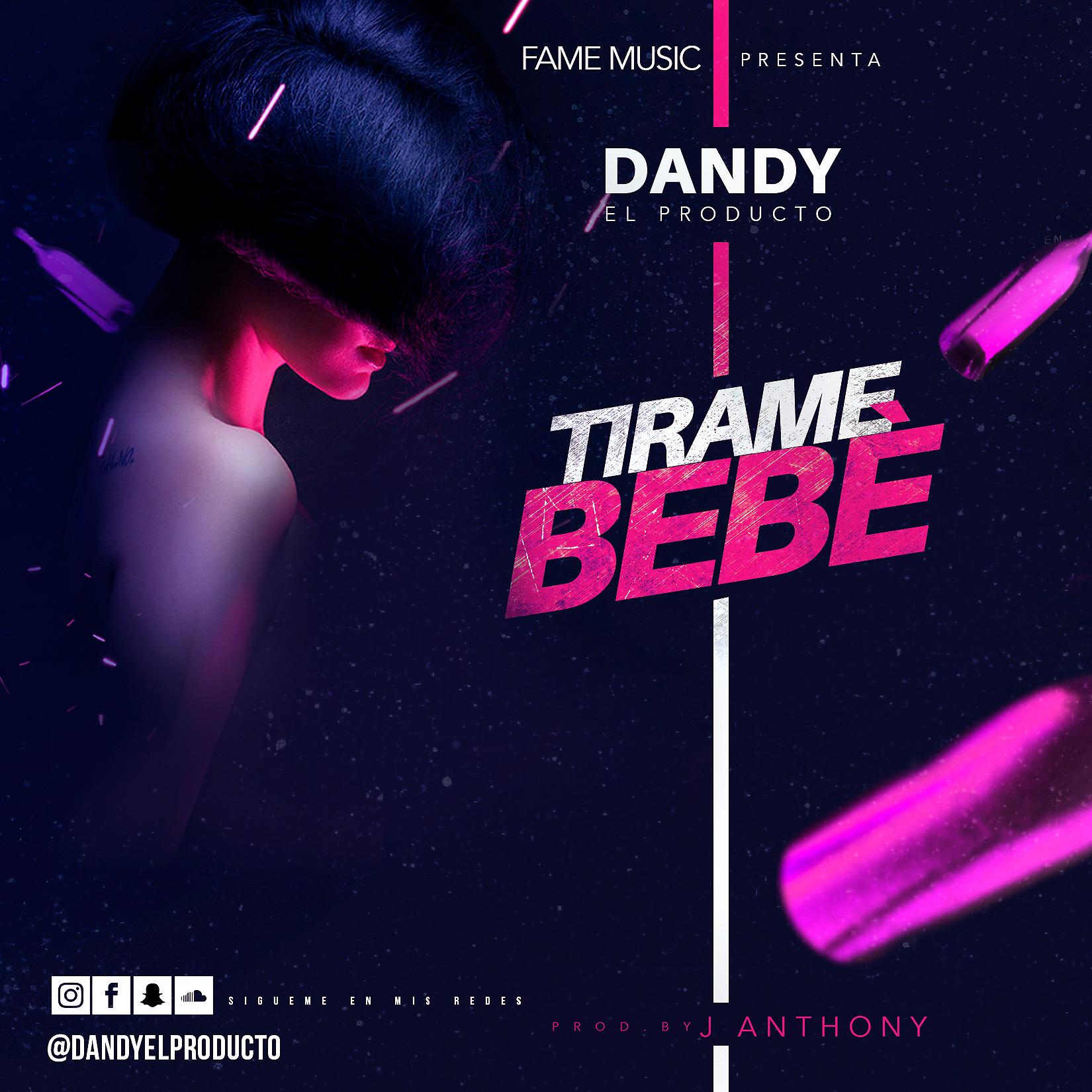 LRDU Promo @MelasaMusic MelasaMusic.Com Coming Soon 31 - Dandy El Producto - Tirame Bebe