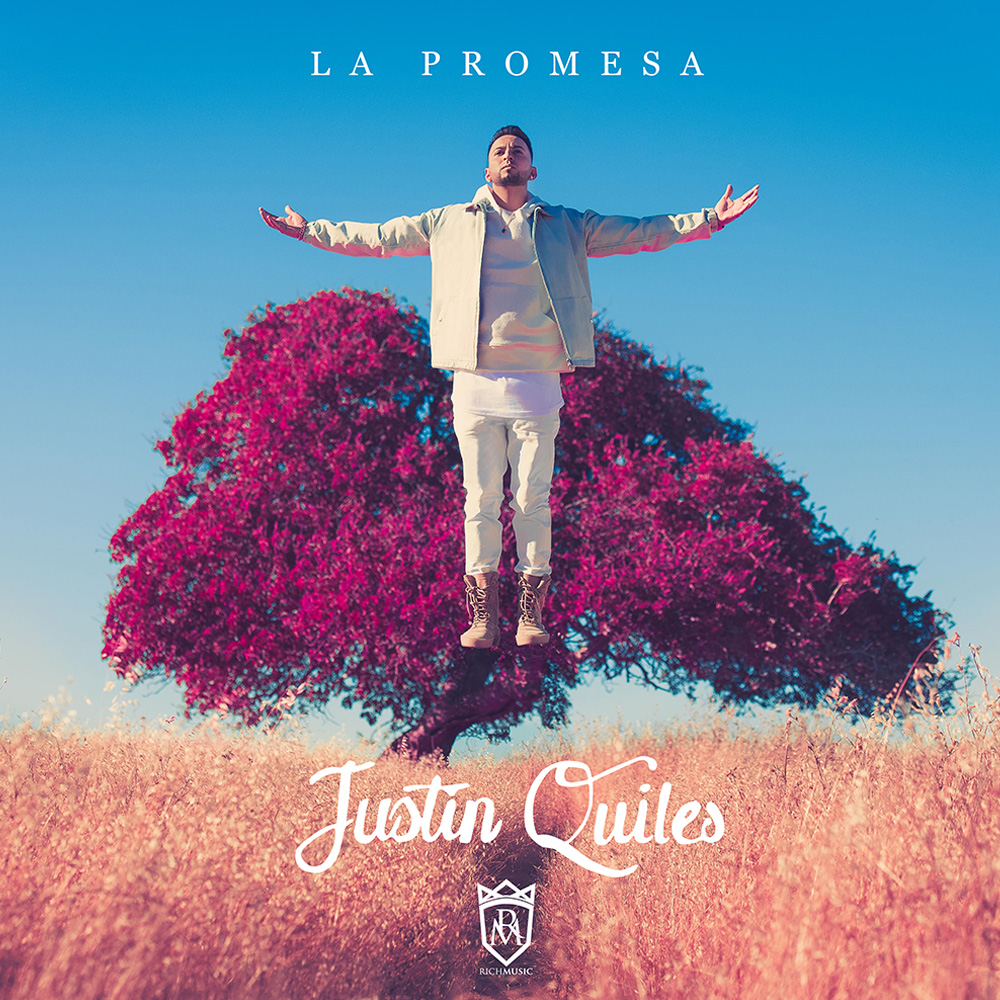 WnUUgkZ - Justin Quiles – La Promesa (Cover y Tracklist)
