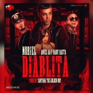 """coernoriel - ¡Noriel Ya Grabó Para La Remezcla De """"Jersey"""" De Sou y Anuel!"""