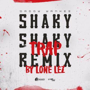 shaky 300x300 - Daddy Yankee - Shaky Shaky (Trap Remix by Lone Lez)