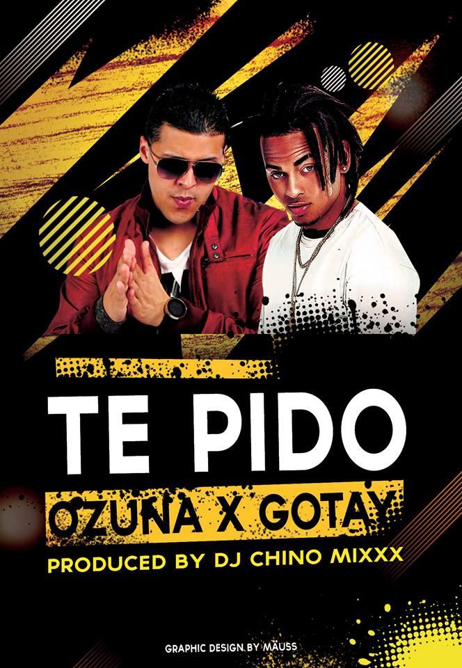13900779 1250813834931324 356690916 n - Gotay Feat Ozuna - Te Pido (Oficial Rebbas Versión)
