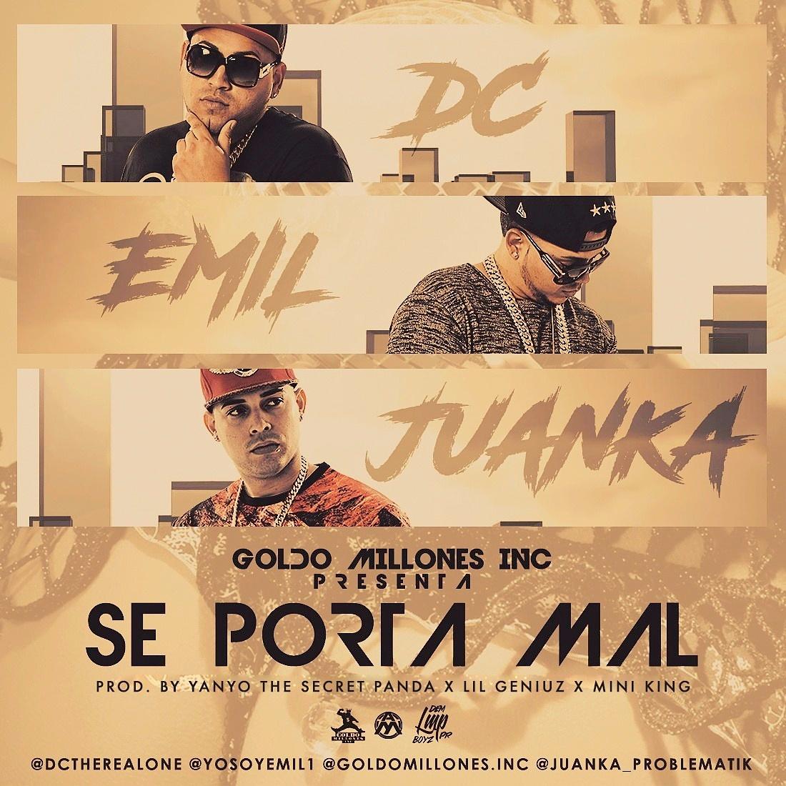 1471970636 337223 1471970670 noticia normal 1 1 - DC y Emil presentarán su nueva cancion junto a Juanka El Problematik