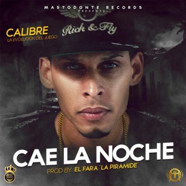 Calibre Cae La Noche off 370x370 - Calibre - Cae La Noche
