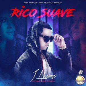 J Alvarez Rico Suave 300x300 - Cover: J Alvarez – Rico Suave